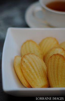 Lo Foodie: Madeleine