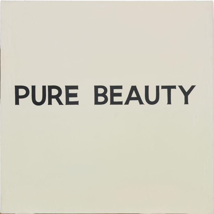 John Baldessari Pure Beauty