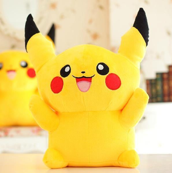 Peluche Pokémon Pikachu  23 cm