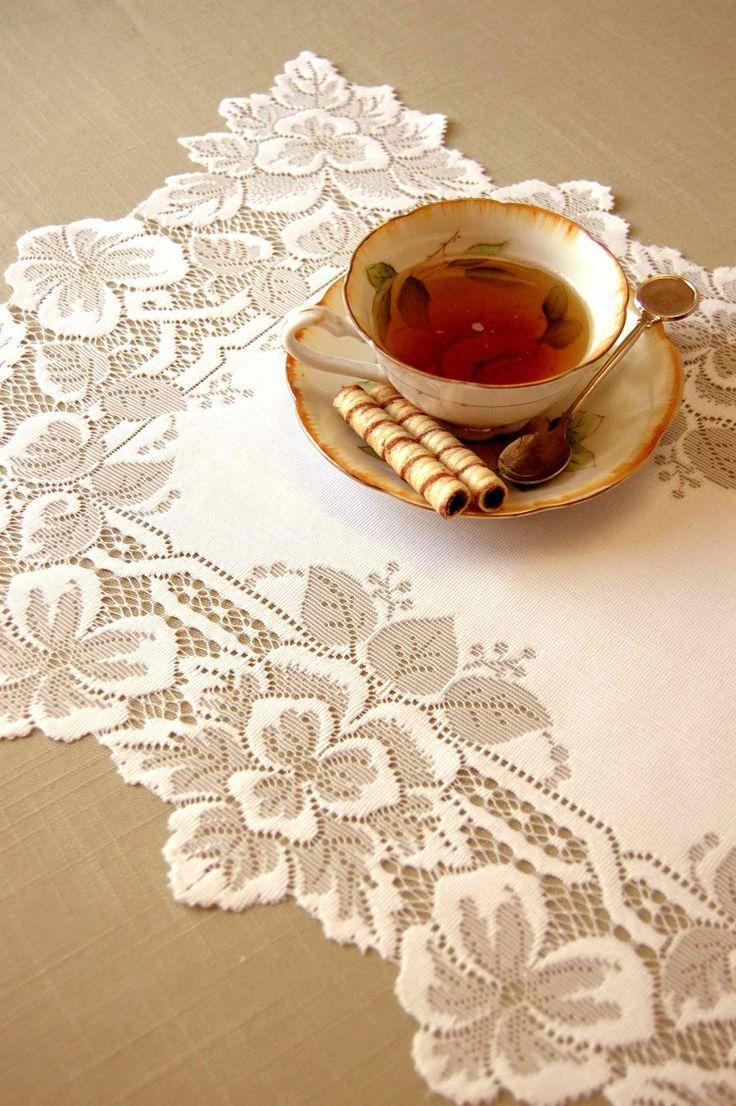 10 best lace placemats images on pinterest lace curtains