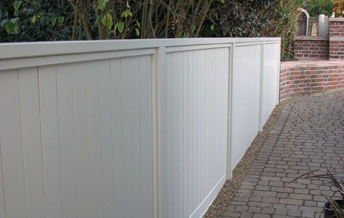 Avenue Panels in Orford Cream