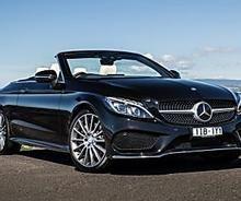 Mercedes-Benz C-Class Cabriolet first drive review