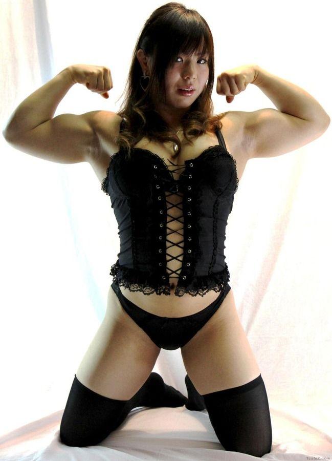 #MMA Fighter Rin Nakai (19-2-1)