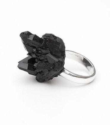 Dark Crystal Ring