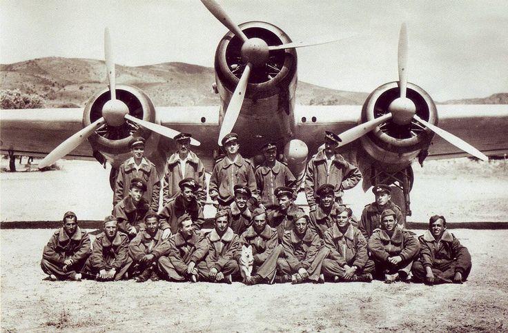 Oggi ricordiamo la scomparsa avvenuta nel 1944 dell'aviatore italiano Carlo…