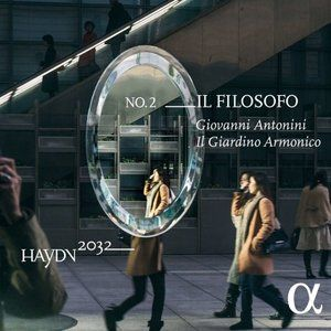 Haydn 2032 Volume 2: Il Filosofo (2015)