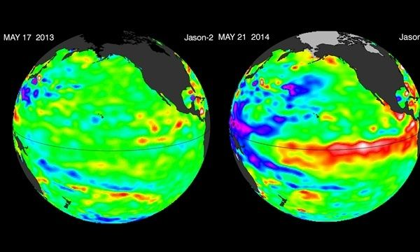"""How El Niño will change the world's weather in 2014: """"It may reduce agricultural output over the next few years, which could weigh on global food security"""". Drought linked to the 2007 El Niño led to a surge in food prices in 2008 that sparked riots in countries as far afield as Egypt, Cameroon and Haiti."""