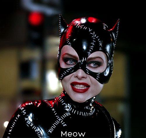 Catwoman in Batman Returns