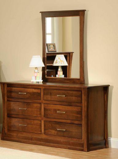 Amish Carlisle Dresser
