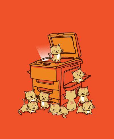 Copycat - Happy drawings :)