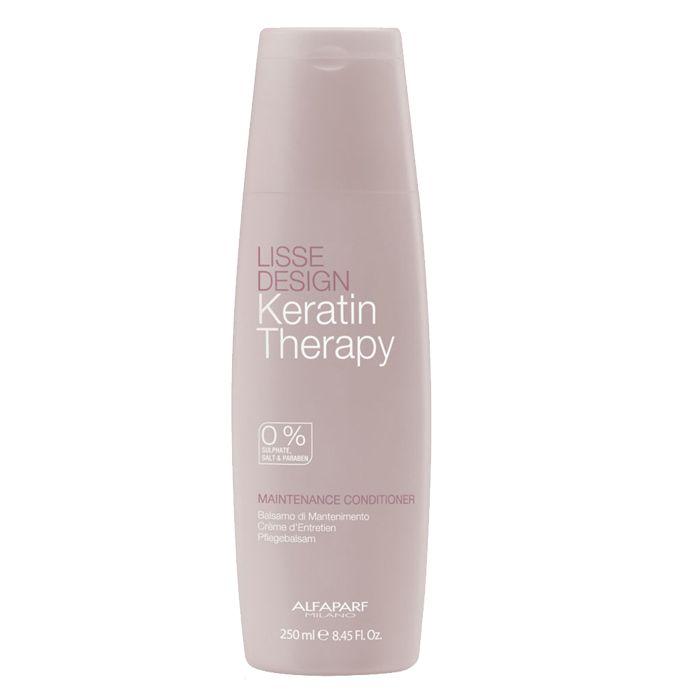 Alfaparf Lisse Design Keratin Bakım Kremi 250 ml    Brezilya fönü ve keratin bakımı sonrasında kullanılan bir üründür. İşlem görmüş ve yıpranmış saçları onarırak bakımını yapar. Saçı nemlendirir, besler ve yumuşatır. Tüm saç tipleri için kullanımı uygundur. Günlük kullanıma uygundur.  www.elizehair.com email.elizehair@hotmail.com