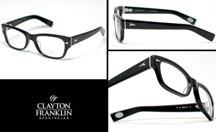 Clayton Franklin, founded in 1995 in the city of Sabae, Japan, is a highly regarded designer and manufacturer in the international eyewear world.