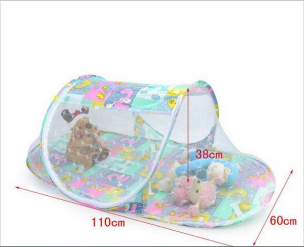 new summer child portable baby bed crib folding mosquito net baby crib mosquito
