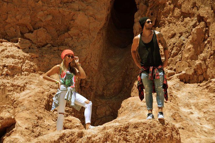 Soy Tendencia en San Pedro de Atacama Chile con Valentin Benet