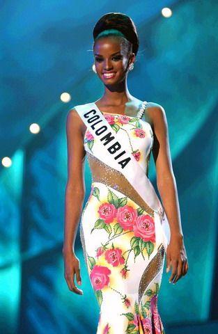 Vanessa Alessandra Mendoza Bustos | Miss Colombia... - #Freedom