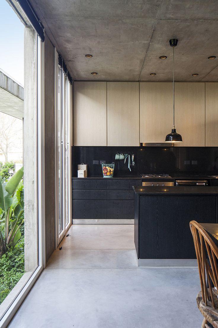 Amado Cattaneo Arquitectos, Casa To Diseño de cocina