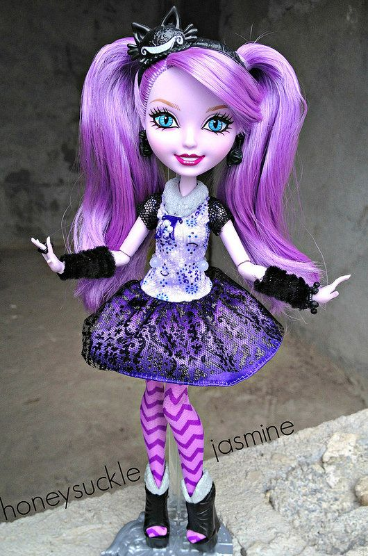how to fix monster high hair