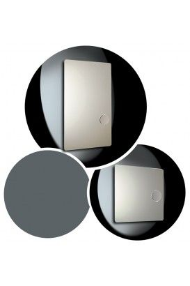 ORGANIC PLUS  Descripción: colección de espejos, canto redondeado.  Incluye espejo de aumento x3.  Materiales: cristal 4 mm.  Acabados: natural.  Diseño: Eco.estudio.  Su Misura: Con la posibilidad de fabricar el espejo a la medida deseada.  Pásanos tu medida y te cotizamos precio.  Estancias: baño, dormitorio, recibidor.