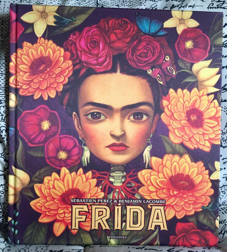 Frida. Benjamín Lacombe/ Sebastián Pérez