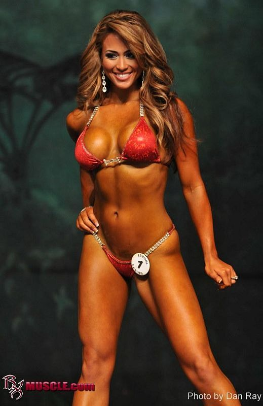 ifbb bikini pro competitors of 2011