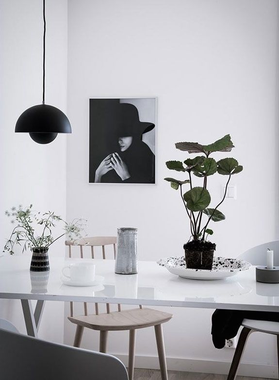 """- in *A Home So Stylish It Could be a Showroom for Nordic Furnishings @ Nordic Design"""""""