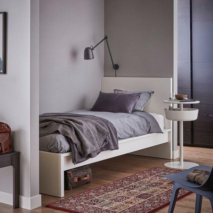 Best Malm Bed Frame High White Twin Cama Malm Ikea Cama 400 x 300