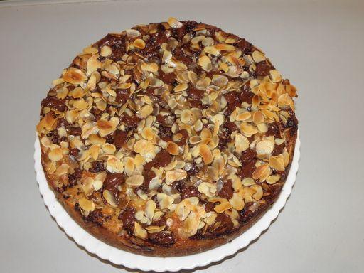 Gâteau poire chocolat - Recette de cuisine Marmiton : une recette
