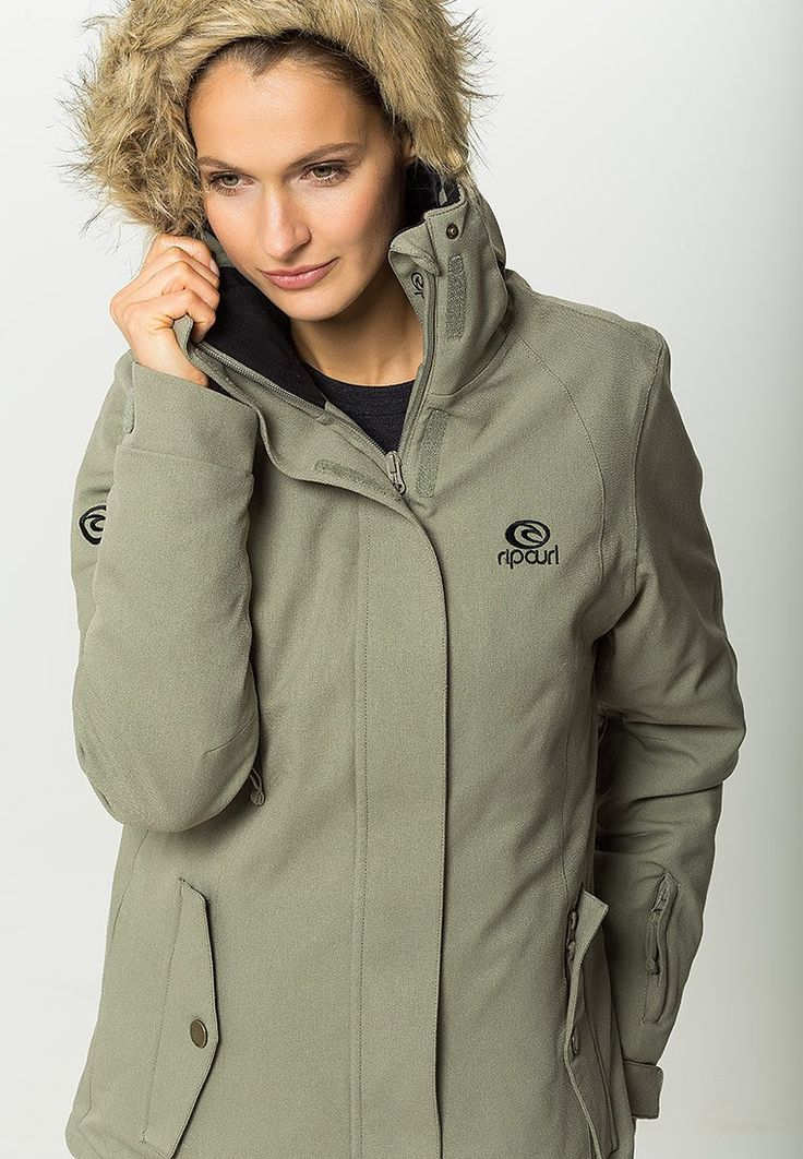 Rip Curl BETTY Veste de ski vertiver prix promo Veste de Ski Femme Zalando 180.00 €