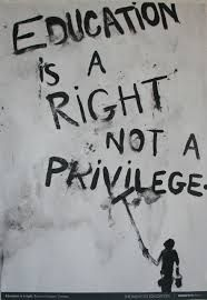 It's a right!
