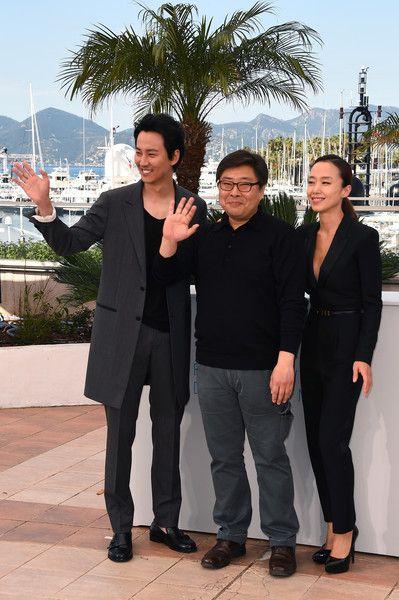 Kim Nam-Gil Photos - 'Mu-Roe-Han - The Shameless' Photocall - The 68th Annual Cannes Film Festival - Zimbio