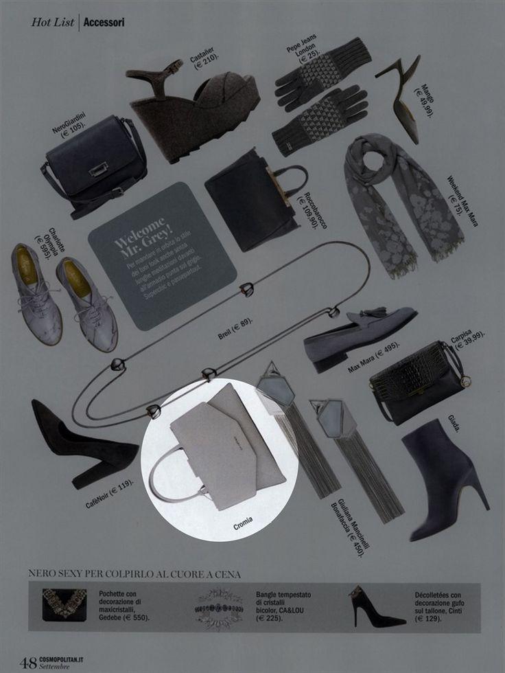 Cromia - e-shop - shop by editorial IT - COSMOPOLITAN 01.09.15