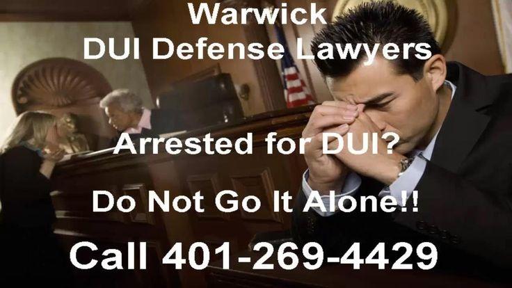 Warwick DUI Attorney | 401-269-4429 | Warwick, RI DUI Lawyer