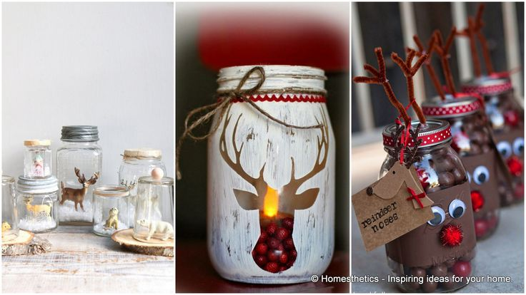 How To Make Rooster Mason Jars Gift and Craft Kitchen Ideas. Turn a Mason Jar or any jar into a Rooster jar. My kitchen is done in Roosters and I am always adding new Rooster decorations including this adorable Rooster jar!
