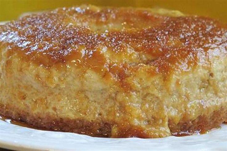 Cómo hacer budín de pan con una receta sencilla | Budin de