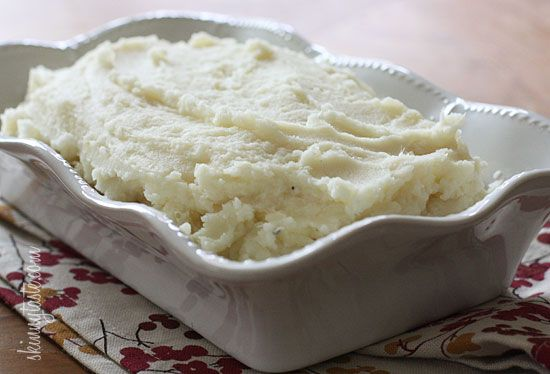 Potato Parsnip Mash | Recipe