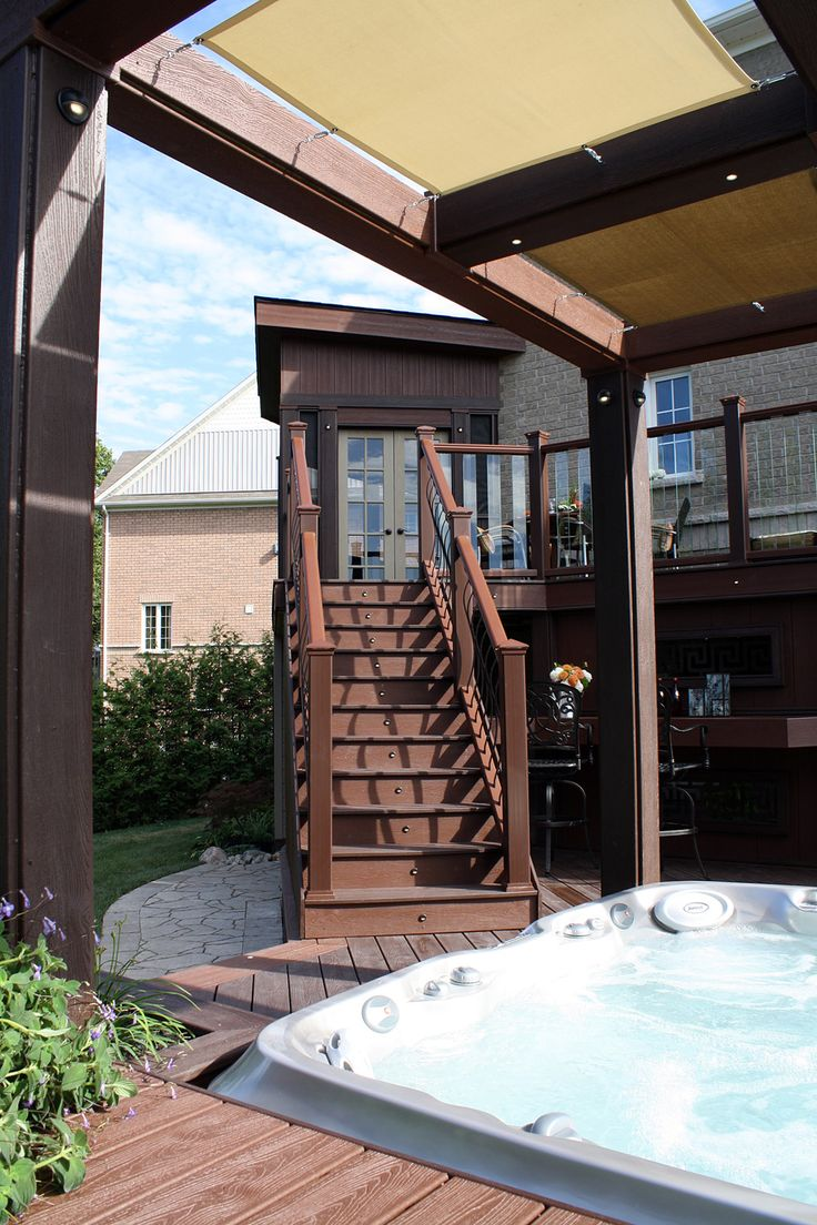 19 best deck patio images on pinterest backyard ideas deck