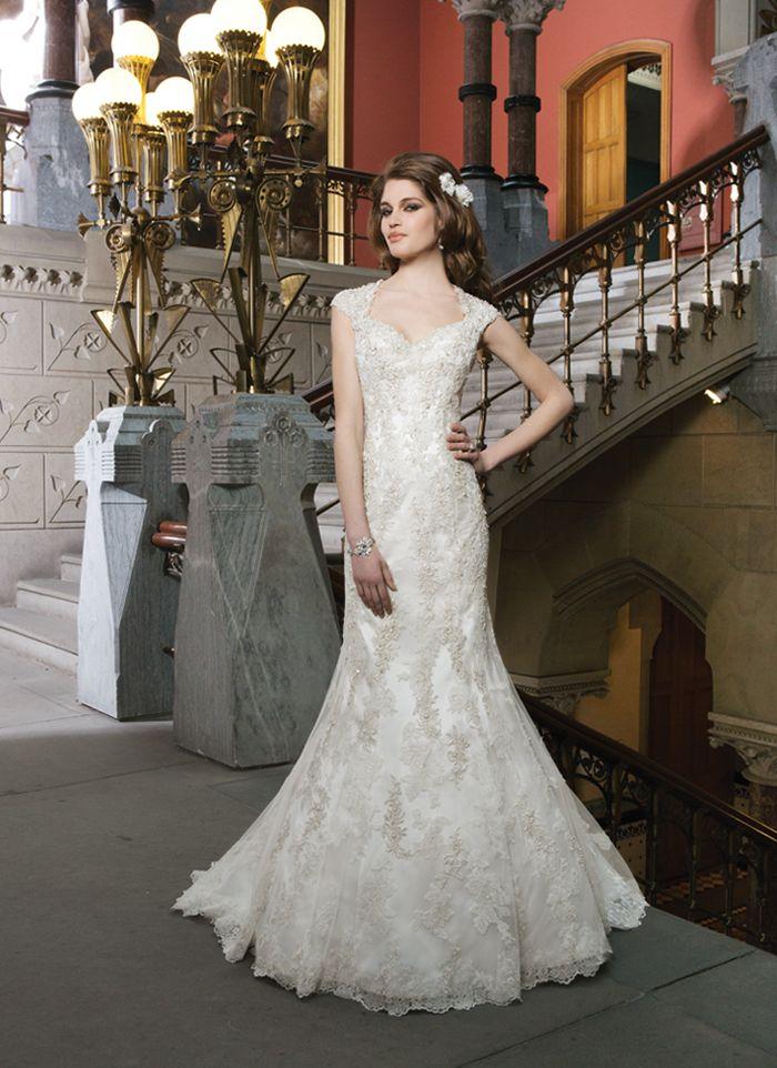 31 best Justin Alexander images on Pinterest   Wedding frocks ...