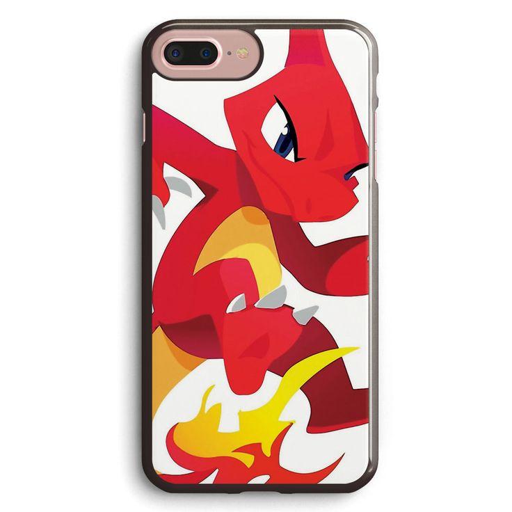 Charmeleon Pokemon Apple iPhone 7 Plus Case Cover ISVG954