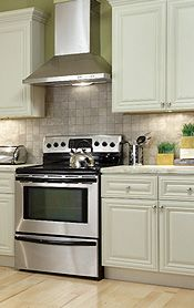 1000 ideas about ivory kitchen cabinets on pinterest for Butter cream colored kitchen cabinets