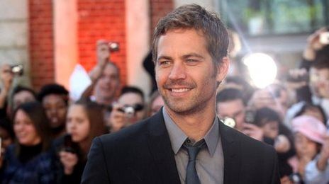 Tributes paid to actor Paul Walker