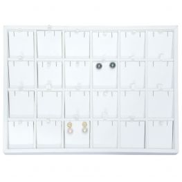 24-Pair Earring Tray    Price: $9.50/each