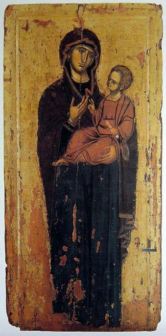 Иконы Афон-Ватопед