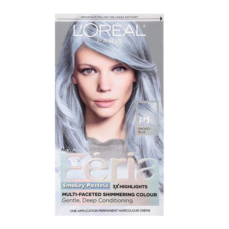 The 25 Best Permanent Silver Hair Dye Ideas On Pinterest