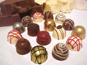 10 receitas de doces finos para casamentos e formaturas - Amando Cozinhar - Receitas, dicas de culinária, decoração e muito mais!