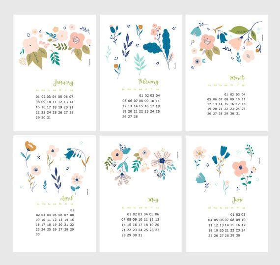calendrier mural gratuit