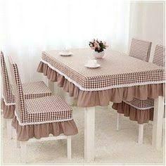 Resultado de imagem para capas para cadeiras artesanal