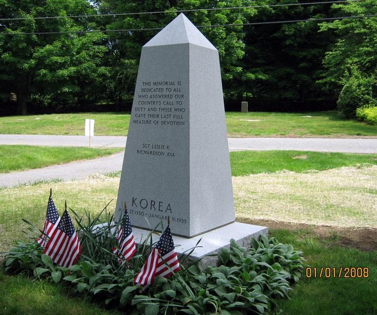 Korean War Monument
