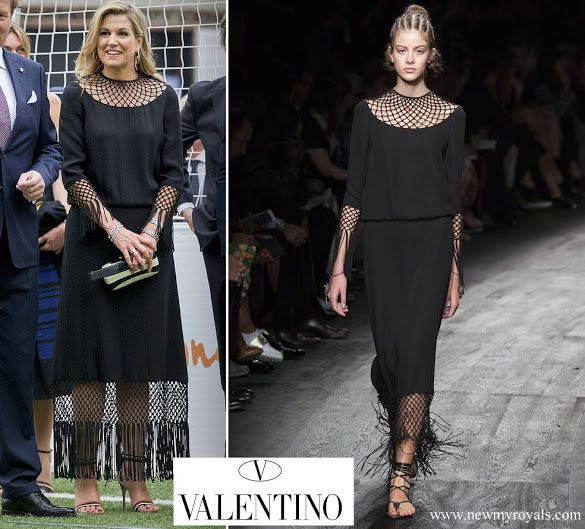 Valentino dress from Spring 2016 Ready-to-Wear Collection