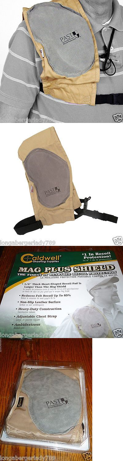 Skeet and Trap Shooting 111292: Caldwell Shooting Supplies Mag Plus Shield Recoil Protection Shoulder Pad Skeet -> BUY IT NOW ONLY: $37.99 on eBay!