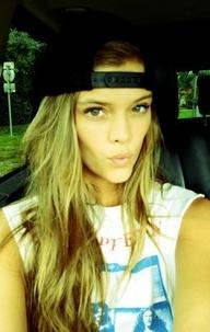 Nina Agdal x Snapback